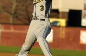 SportStar of the week honors go to Trent Denholm for baseball pitching