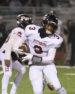 NorCal Top 20, Football Rankings, Pittsburg