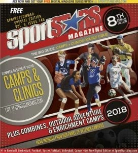 Camps & Clinics NorCal Issue 146, Spring/Summer 2018