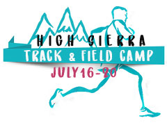 High Sierra Track and Field with Olympic Coach Harry Marra
