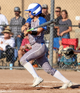 Lindsey Walljasper leads Sierra softball to SJS title