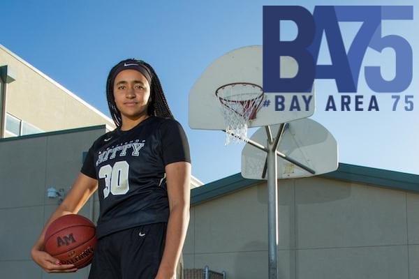 Bay Area athletes of the year, Haley Jones
