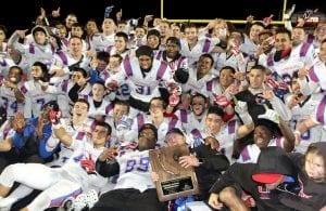 Football Central, Clayton Valley high school football