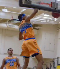 NorCal Clash basketball, Keshad Johnson
