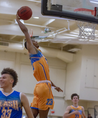 NorCal Clash basketball, Steven Richardson