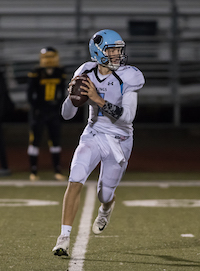 Northern Section football, Pleasant Valley, Tanner Hughes