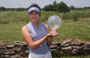 Carondelet Golfer Yealimi Noh Named SportStar of the Week