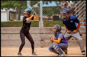 High School Girls Softball Showcase tournament