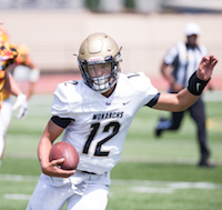 Honor Bowl, Football, Mitty, Shamir Bey
