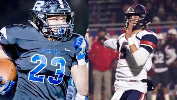 CalHi Sports SoCal NorCal Players of the Week Sean McDonald of Ramona and QB Alec Trujillo from Fresno