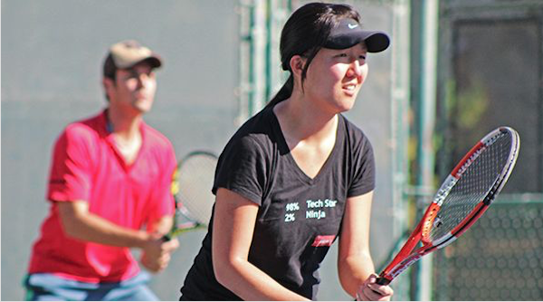 USTA Tennis Sectionals Slam into Roseville