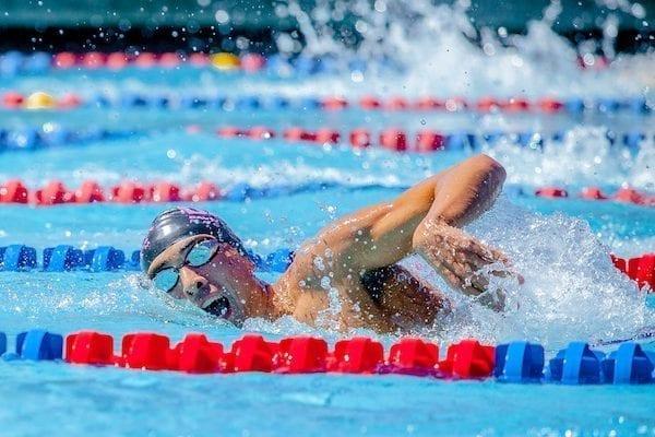 Spooktacular Swim Meet, Roseville