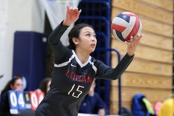 NorCal Volleyball Rankings, James Logan, Ruby Santos