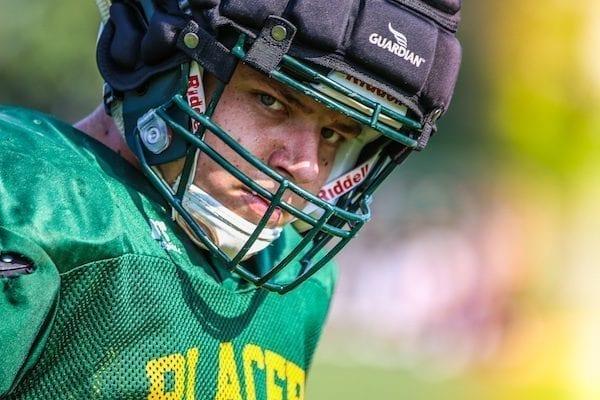 Placer Football, Joey Capra