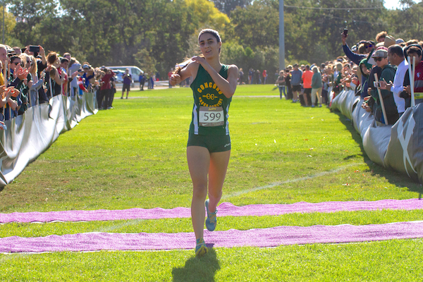 Rayna Stanziano, Concord Cross Country