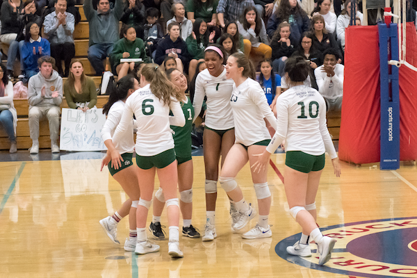 NorCal Volleyball Rankings, Sacred Heart Cathedral