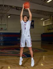 Clayton Valley Basketball, Sinjin Speer