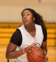 Bishop O'Dowd Girls Basketball, Skylar McGlockton
