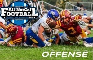 All-NorCal Football Offense