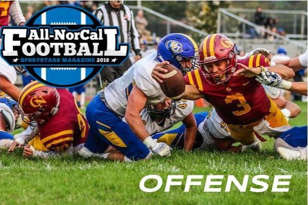 All-NorCal Football Offense