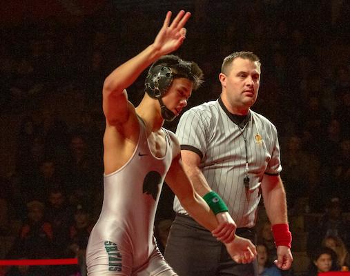 De La Salle Wrestling, Kyle Parco