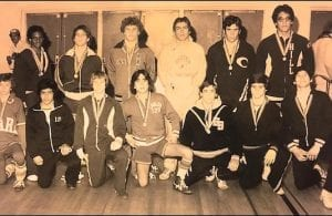 1978 CIF State Champions – Produced 7 All-State Wrestlers (Terry, A. Cuestas, H. Kistler, Turnage, M. Schultz, Loomis, and Martinez)