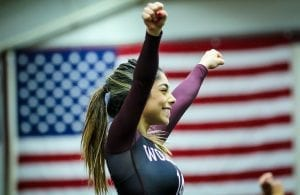Competitive Cheer, Stunt, Woodcreek