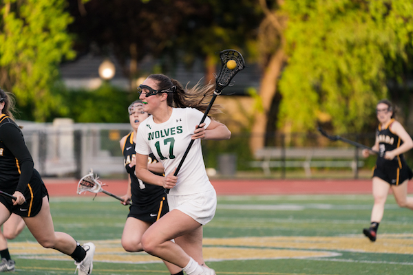 San Ramon Valley Girls Lacrosse, Tatum Geist