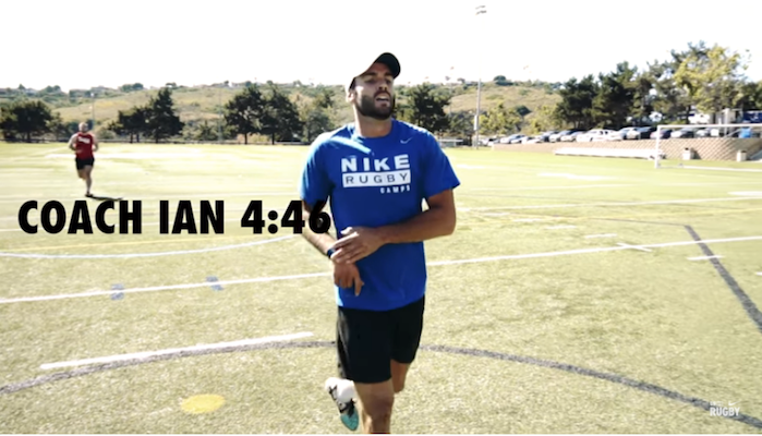 An area that players can take ownership of, is their fitness. So, how can you tell if you are fit? Take this quick fitness test!