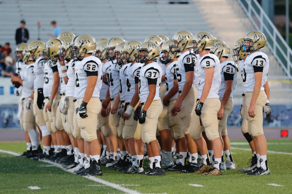 Mitty Football, Rankings