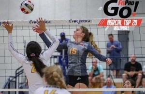 NorCal Volleyball Rankings, Lara Chappuie