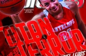 SportStars, Jzaniya Harriel, Basketball