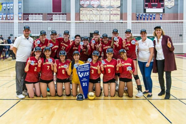 Saint Francis Volleyball