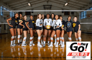 NorCal Volleyball Rankings, Bishop O'Dowd