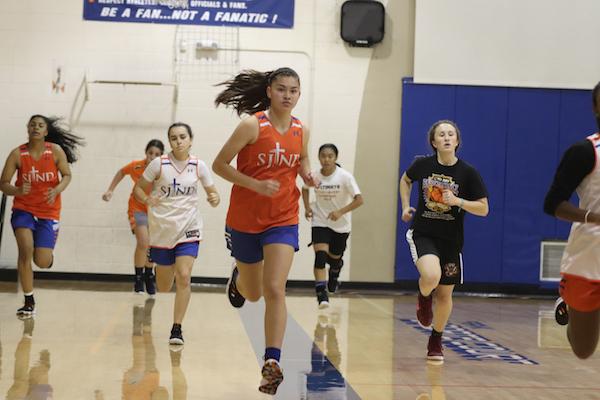 Makena Mastora, St. Joseph girls basketball