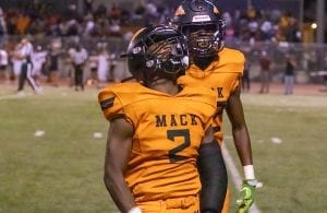 McClymonds Football, Montrell Smith
