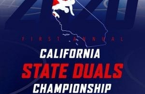 The First California State Duals Championships of 2020 (January, 25th) Come to Clovis North Educational Center. Get run down here.