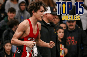 NorCal Wrestler Rankings, Dylan Maples